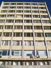 Десети етаж от административна сграда